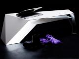 Ultra nowoczesne biurko