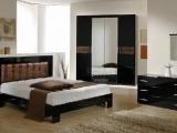 Włoska sypialnia, elegancka i nowoczesna