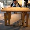 Chodzący stół