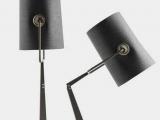 Czarna lampka