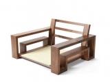 Eklektyczne krzesło