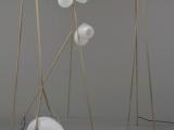 Futurystyczne lampki