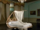 Królewskie łoże XXI wieku