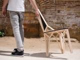 Krzesło Alter ego