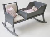 Kołyska z krzesełem