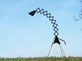Lampa żyrafa