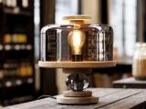 Lampka barowa