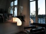 Nowoczesna lampka