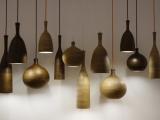 Lampki w kształcie wazonów