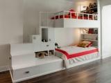 Łóżko piętrowe na wymiar