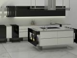 Nowoczesny projekt kuchni, minimalizm