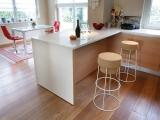 Nowoczesny stołek barowy