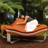 Nowoczesny projekt fotela