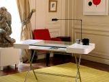 Przeszklone biurko