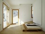 Rozsuwane łóżko ze sklejki