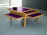Ciekawy rozsuwany stolik