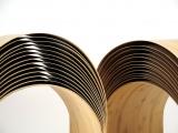 Bambusowy stołek