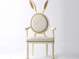 Stylowe krzesło dla odważnych