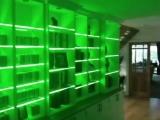 Różnokolorowe diody w półkach